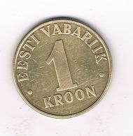 1 KROON 2000 ESTLAND /2017/ - Estland
