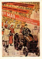 T 132 - PARTITO SOCIALISTA ITALIANO - NON CIRCOLATA - Partis Politiques & élections