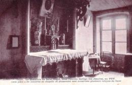 43 - Haute Loire - LE PUY En VELAY - La Chambre De Saint Regis Dans L Ancien College Des Jesuites Au PUY - Le Puy En Velay