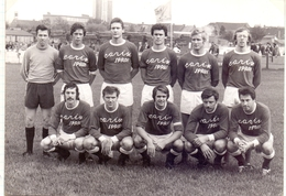 Foto  Photo - Sport Voetbal Ploeg FC Boelare , Eeklo - 28 Sept 1976 - Sports