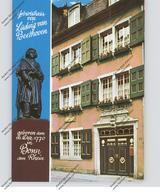 5300 BONN, BEETHOVEN - Geburtshaus, Denkmal - Bonn