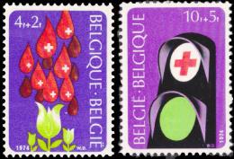 Belgium 1705/06**   Croix Rouge  MNH - Belgium