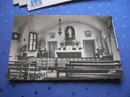 Cpsm 9x14 V DD Plelan Le Grand Inteieur De La Chapelle De L Hospice St Joseph Bon Etat - France