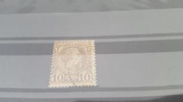 LOT 495353 TIMBRE DE MONACO OBLITERE N°4 VALEUR 50 EUROS - Monaco