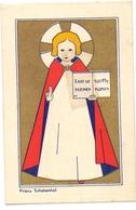 Devotie - Devotion - Intrede Klooster Zuster Hugoline - Rachel Ponnet - Gent 1935 - Santini