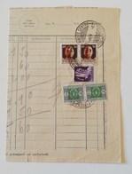 Venezia Modello 1-A Bis Trieste Centro Corrispondenza Tassata 14/09/1944 - Strafport