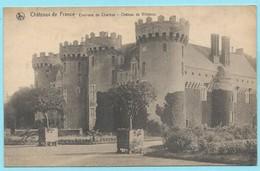 1274 - FRANKRIJK - FRANCE - CHARTRES - CHATEAU DE VILLEBON - KASTEEL - CASTLE - Chartres