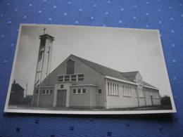 Photo Format Cpsm 9x14 PS Ecrite Chapelle St Saint Eloi Vierzon Bon Etat - Vierzon