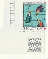 PIA - FRANCE - 1992 : A Profitto Della Croce Rossa - (Yv 2783) - Primo Soccorso
