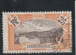 MARTINIQUE  Type De 1908- 18  N° 96 * - Gebraucht