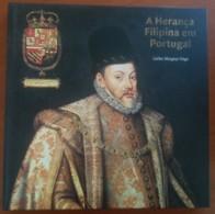 Portugal, 2005, # 62, A Herança Filipina Em Portugal - Livre De L'année