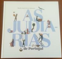Portugal, 2010, # 86, As Judiarias De Portugal - Livre De L'année