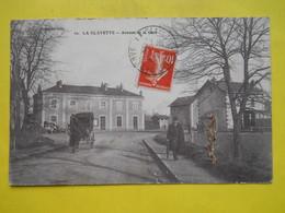 La Clayette ,gare ,en L'état - Francia