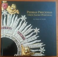 Portugal, 2010, # 84, Pedras Preciosas Na Arte Sacra Em Portugal - Livre De L'année