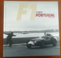 Portugal, 2010, # 87, F1 - 50 Anos Em Portugal - Livre De L'année