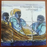 Portugal, 2009, # 80, A Herança Africana Em Portugal - Livre De L'année