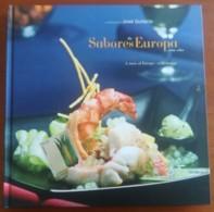 Portugal, 2008, # 78, Sabores Da Europa ... Com Selos - Livre De L'année