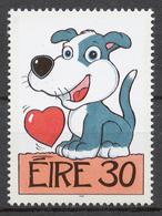 Ireland 1999 Mi# 1113** GREETING, LOVE STAMP - Neufs