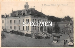 2 Maison Communale - Watermael-Boitsfort - Watermael-Boitsfort - Watermaal-Bosvoorde