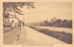 50 - HARFLEUR / BORD DU CANAL - Autres Communes