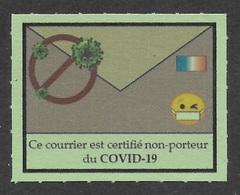 VIGNETTE - CORONAVIRUS - COVID-19 - Autres
