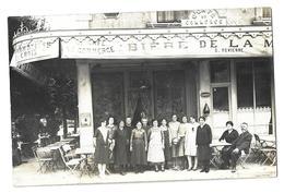 27 EURE - CORMEILLES - Cafè Du Commerce G DEVIENNE - Other Municipalities