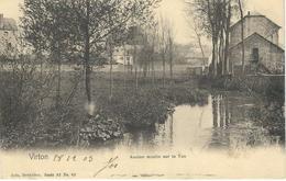 VIRTON - Ancien Moulin Sur Le Thon - Nels Série 32 N° 42 - Cachet De La Poste 1903 - Virton