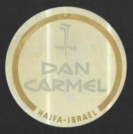 Etiquette    Dan Carmel Hôtel à Haifa.   Israel.   Luggage Label. - Etiquettes D'hotels