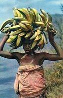 Centrafrique : Jeune Marchande De Bananes - Centrafricaine (République)