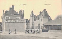 18 - AUBIGNY / LE CHATEAU - Aubigny Sur Nere