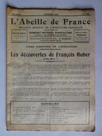 L'ABEILLE DE FRANCE N°305 Fév 1951 Apiculture F. HUBER,Insecticide En Suisse,Essaim,Ruches,Hydromel... - 1900 - 1949