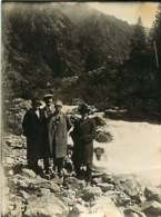 170320 - PHOTO Circa 1920 30 - 38 VALSENESTRE Montagne Ruisseau - Autres Communes