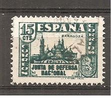 España/Spain-(usado) - Edifil  806 - Yvert 570 (o) - 1931-50 Usados