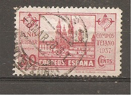 España/Spain-(usado) - Edifil  834 - Yvert  595 (o) - 1931-50 Usati