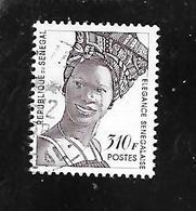 TIMBRE OBLITERE DU SENEGAL DE 1998 N° MICHEL 1573 - Senegal (1960-...)