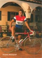 Jacques HANEGRAAF, Champion Des Pays Bas 1986 . Cyclisme. Kwantum Decosol 1986 - Radsport