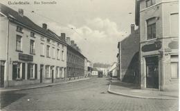 UCCLE-STALLE : Rue Neerstalle - CPA PEU COURANTE - TRAM - Uccle - Ukkel