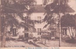 89 - LE RELAIS DE CHARMOY / LA TERRASSE - Charmoy