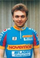 Dimitri ZHDANOV .  2 Scans. Cyclisme. Histor Look - Radsport