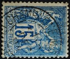 -Sage N°101 Type Ll.(CAD) O CHAMPAGNE - MOUTON ( 15 ) DEC 1894. - 1876-1898 Sage (Type II)