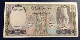 SYRIA - 500 POUNDS - 1992 - UNC - PICK:105f - Siria
