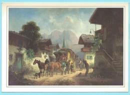 1288 - DUITSLAND - GERMANY - 500 JAAR POST - AANKOMST VAN DE POSTKOETS - Poste & Facteurs