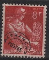 PREO 57 - FRANCE Préoblitéré N° 108 (*) - 1953-1960