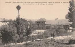 Pouilly Sur Meuse 55 Usine Hydro-électrique - France