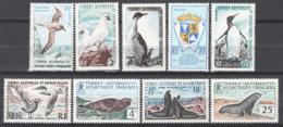 TAAF 1959/63 Y.T.12/17 */MLH VF/F - Terre Australi E Antartiche Francesi (TAAF)