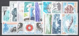 TAAF 1996 Annata Completa / Complete Year Set **/MNH VF - Französische Süd- Und Antarktisgebiete (TAAF)