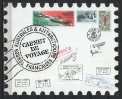 TAAF 1997 Libretto Di Viaggio VF - Terre Australi E Antartiche Francesi (TAAF)