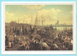 1291 - DUITSLAND - GERMANY - 500 JAAR POST - AANLEGGEN VAN TELEGRAAF KABELS - Poste & Facteurs