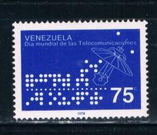 Venezuela 1184 MNH Magnetic Computer Tape (V0484) - Venezuela