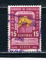 Venezuela C295 Used Symbols Of Global Air Mail (V0506) - Venezuela